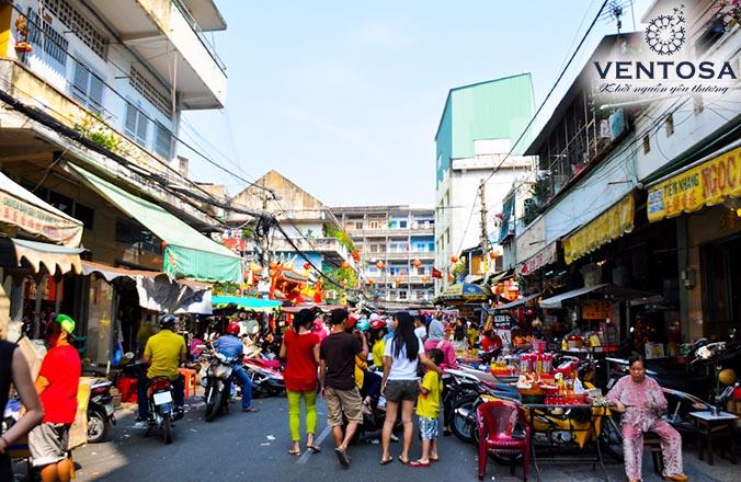 Công đồng người Hoa Quận 5 chờ đợi dự án Ventosa Tân Thành mở bán
