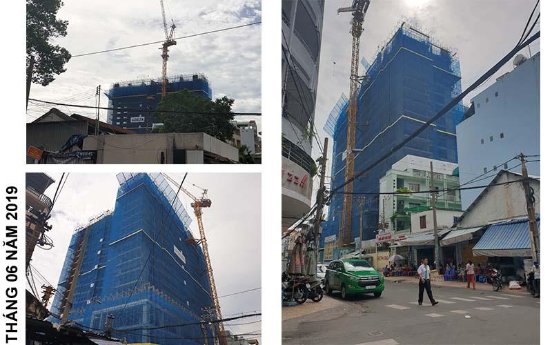tiến độ xây dựng căn hộ ventosa Quận 5