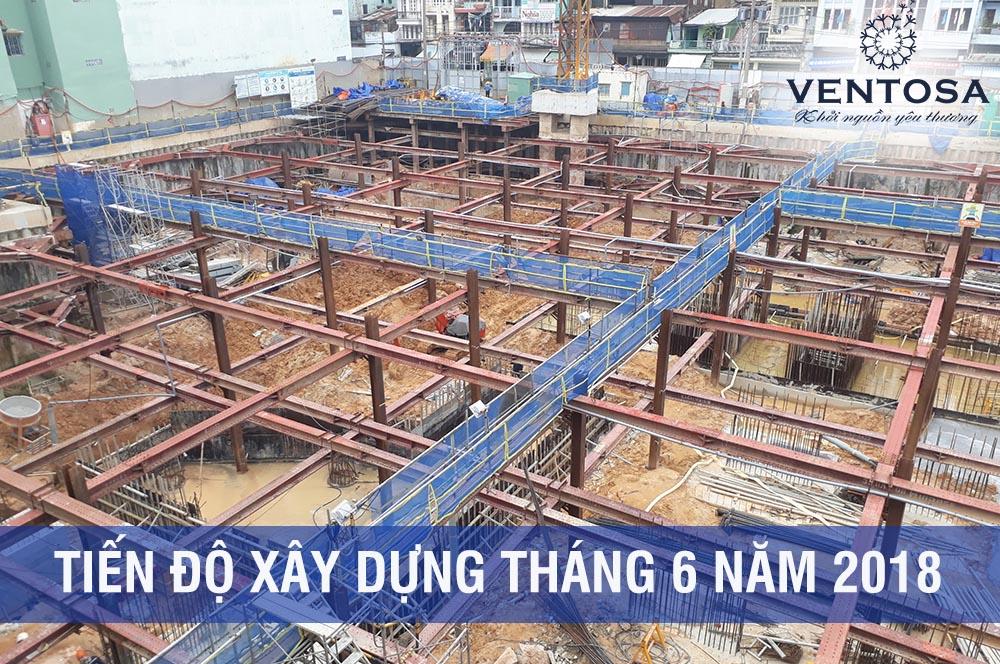 tiến độ xây dựng dự án ventosa tân thành quận 5