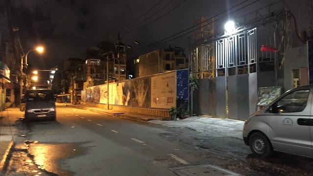 tiến độ xây dựng ventosa tháng 5/2018