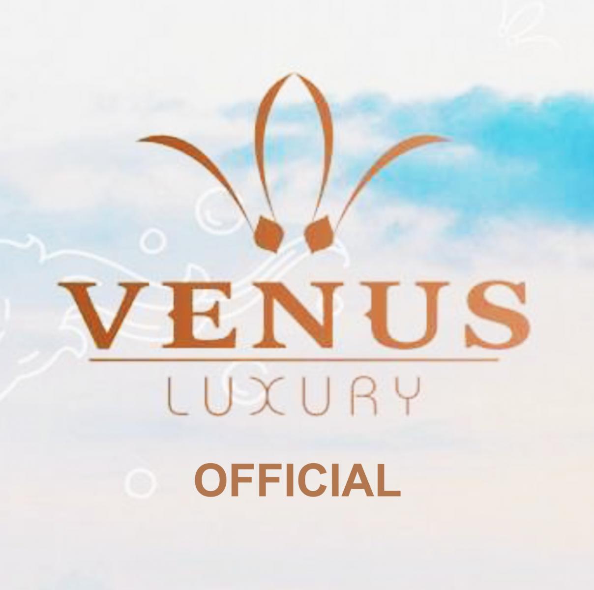 logo chính thức dự án Venus Luxury Tân Thành Quận 5