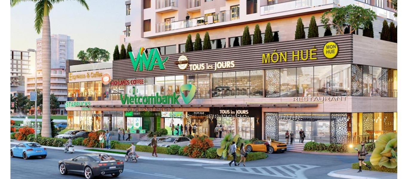 SHOPHOUSE VIVA RIVERSIDE QUẬN 6